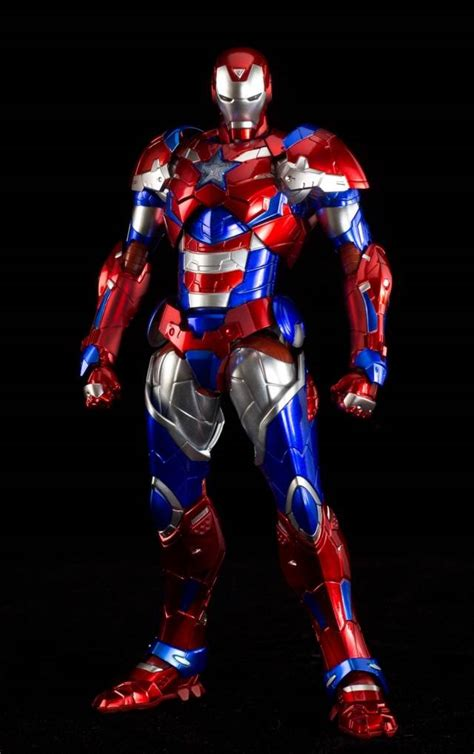 Ironman Patriot Marvel sentinel re edit iron 03 iron patriot