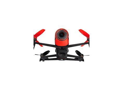 parrot bebop drone rouge pour smartphonetablette
