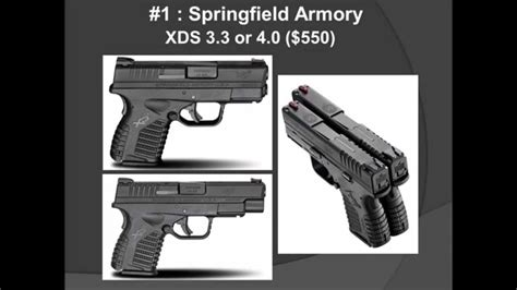 best handgun 45acp concealed carry best 45 acp concealed carry pistol youtube