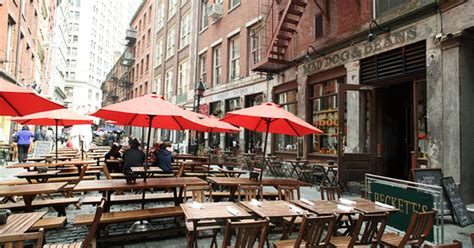 mad and beans top five fidi spots platinum properties