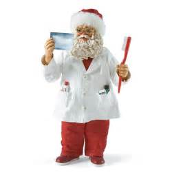 santa claus dentist possible dreams figurine 4026999
