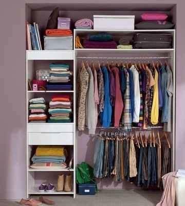 bien ranger armoire comment ranger dressing myfashionlove