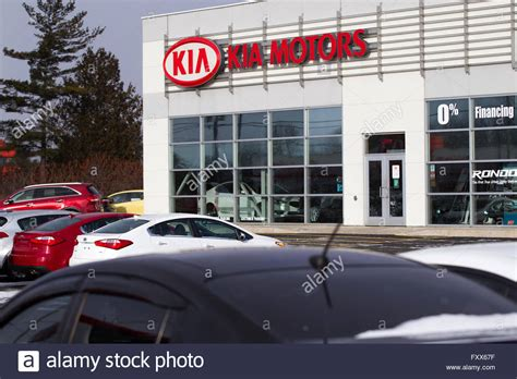 Kia Dealers In Ontario Kia Motors Dealership In Kingston Ont On Monday Jan 11