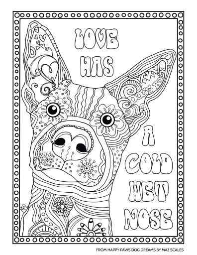 dog bed coloring page clipart coloring book dog bed miss adewa 100f5f473424