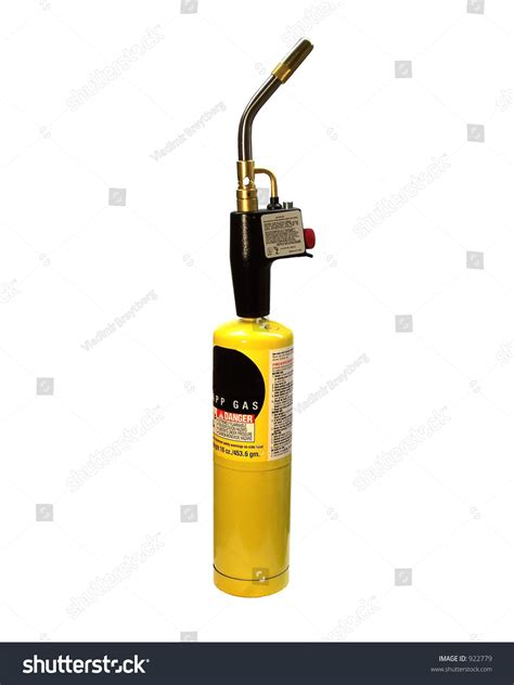 Torch Plumbing by Plumbing Torch Stock Photo 922779