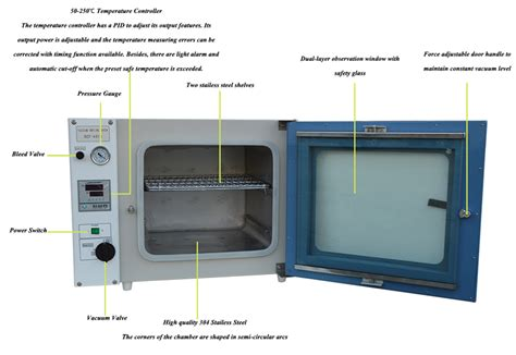 Vacuum Drying Oven 50 Liter Digital Vacuum Oven 50 Liter 0 9 cu ft digital vacuum drying oven 110v free shipping ca seller ebay
