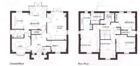 wilson homes floor plans 4 bedroom detached house for sale in heavens grange gotham