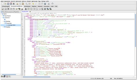 xmllint tutorial bluefish linux mint community