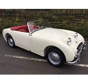 Used 1959 Austin Healey Sprite For Sale In Derbyshire