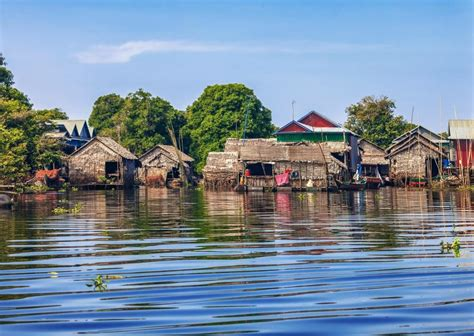 siem reap floating village boat price siem reap day tour chong khneas floating village tonle