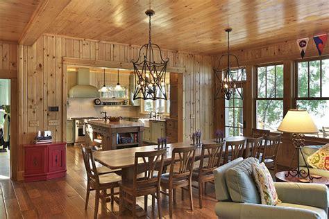 Lake Home Interiors Lake Cottage Home Bunch Interior Design Ideas