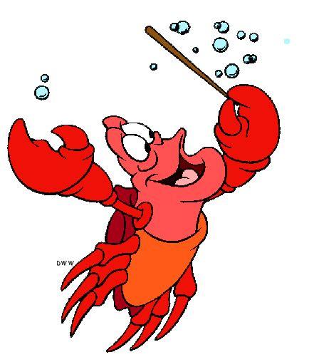 sebastian the crab clip art 2 disney clip art galore