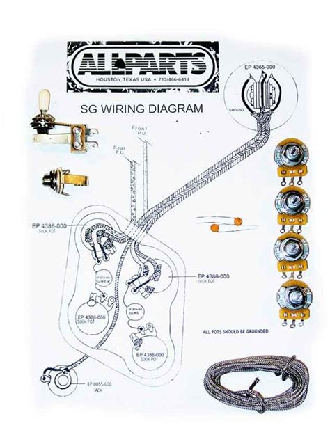 sg wiring diagram for guitar 28 images gibson sb