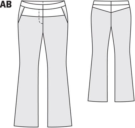 bootcut jeans sewing pattern animal print bootcut pants plus size 04 2014 134b