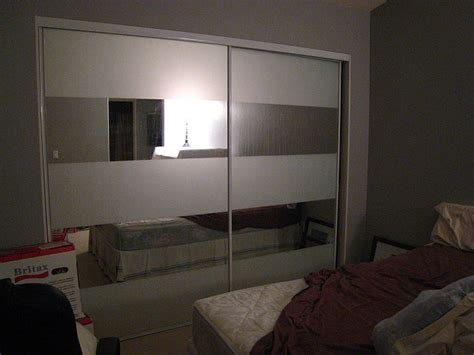 Update Mirrored Closet Doors 94 Best Images About Mirrored Closet Doors On Sliding Barn Doors Sliding Mirror