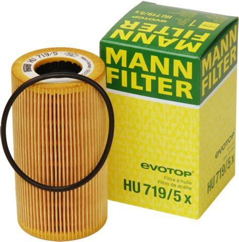 Mann Filter Hu 719 mann filter hu 719 5 x metal free filter autoplicity
