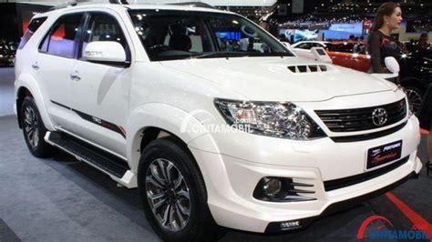 Modul Untuk Mobil Fortuner Toyota review toyota fortuner 2015