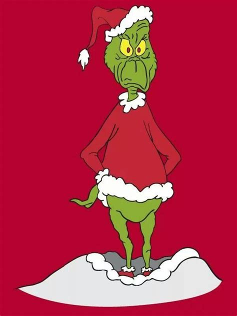 grinch christmas pinterest grinch