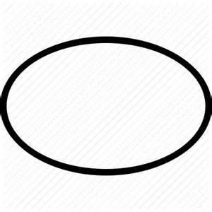 oval oval shape images