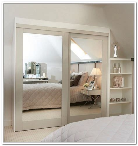Sliding Mirror Doors For Closet Best 25 Mirrored Closet Doors Ideas On Pinterest Mirror Door Mirror Closet Doors And Sliding