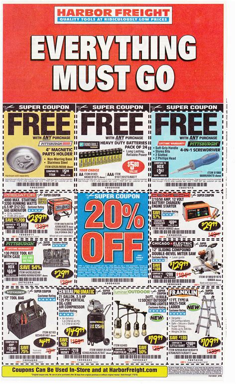 harbor freight coupons ford explorer  ford ranger forums  explorations