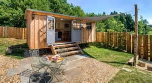 Building An Off Grid Bathroom romantic shepherds huts in somerset