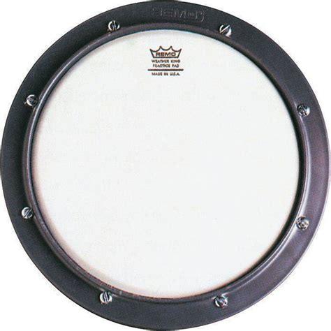 Drum Pad Besar 10 Inch remo practice pad 10 inch mcquade musical