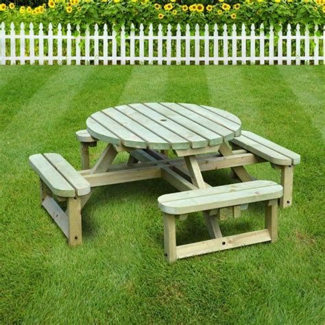 childrens garden bench windermere junior circular bench kids picnic tables
