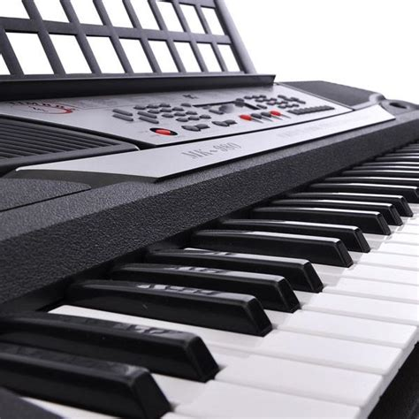 Keyboard Mk 980 electronic keyboard 61 portable piano mk980 thelashop