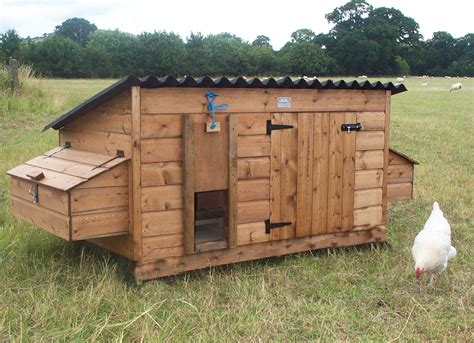 Handmade Chicken Coop - simple chicken coop with simple chicken coop