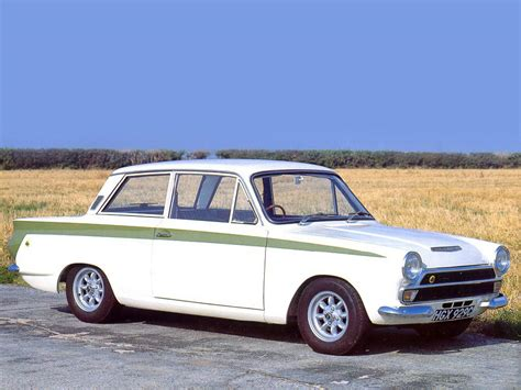 1966 Ford Lotus Cortina by Ford Lotus Cortina 1963 1966 Ford Lotus Cortina 1963 1966
