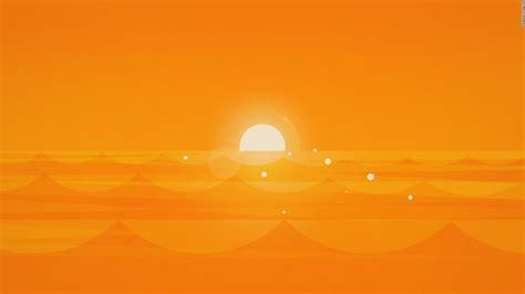 the color orange orange