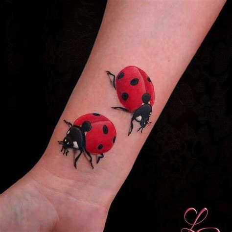 cool ladybug tattoos best tattoo ideas gallery