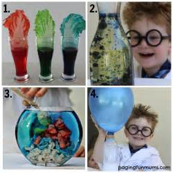 21 fun science experiments for kids 1 4 paging fun mums