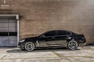 2014 chevrolet impala ss on vellano vkj 22 quot concave wheels