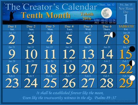 The Calendar Welcome To The Creator S Calendar The Creators Calendar
