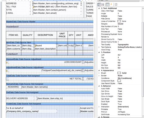layout for report exle layout issues when saving the report in word excel