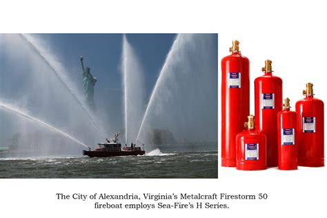 fireboat questions sea fire systems top choice for metalcraft fireboats sea