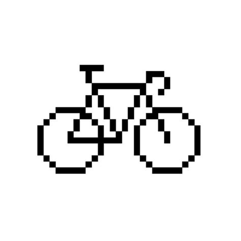 pixel art pattern tumblr pixel bike r 233 alit 233 s v 233 los et tatoo