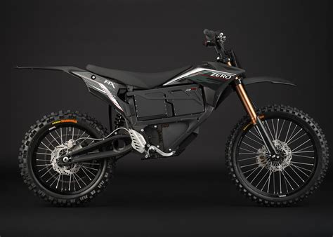 electric motocross bike 2013 zero mx electric bike detailed autoevolution