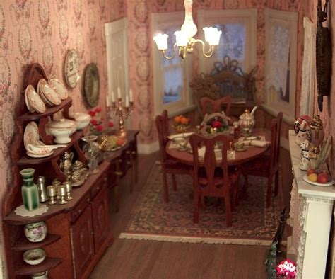 lovely edwardian dining room  anne geddes victorian