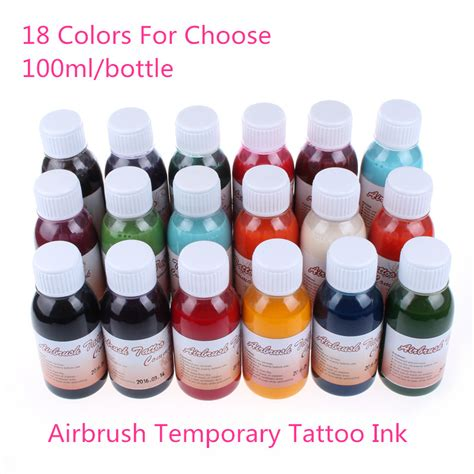 temporary tattoo ink online online buy wholesale temporary tattoo ink from china