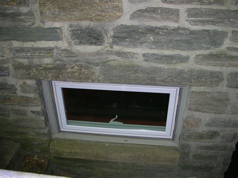 basement window replacement windows installing replacement windows basement