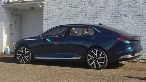e visio tata e vision electric sedan concept more real