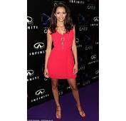 Scarlet Fever Honeyz Star Mariama Goodman Wore Red Like Chloe Sims To