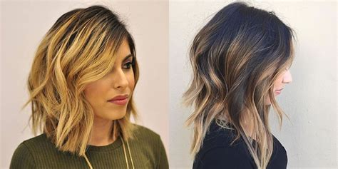 haircuts for of color 60 best bob hairstyles and hair colors balayage