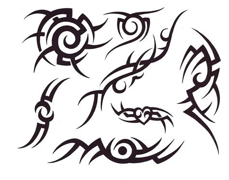stencil tattoo the tribal design all about