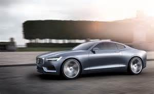 Volvo Upcoming Models Volvo Concept Coupe Previews Brand S Future Style New