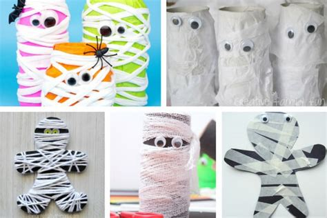 mummy craft for 50 crafts for the best ideas for