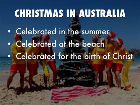 christmas in australia by cameron herrera